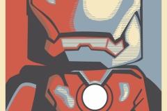 Lego Iron Man Hope