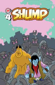 Shump 4 Cover