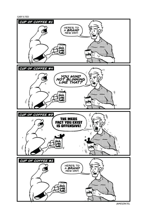 Gary & Ted Coffee