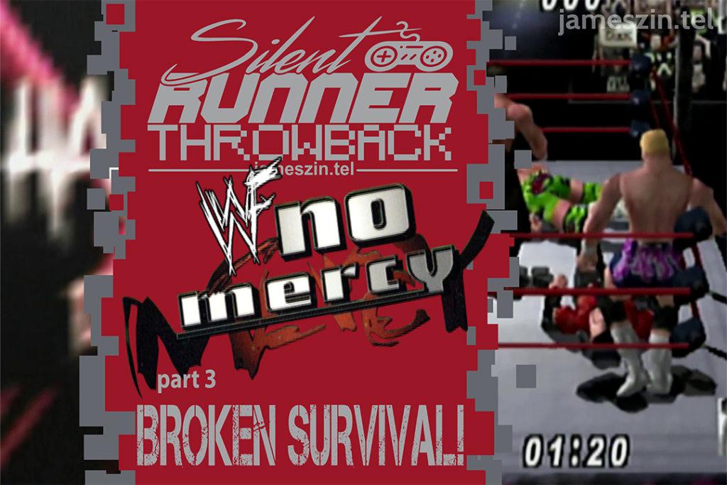 No Mercy Part 3