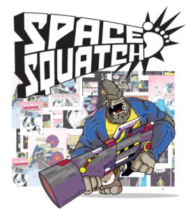 SpaceSquatch