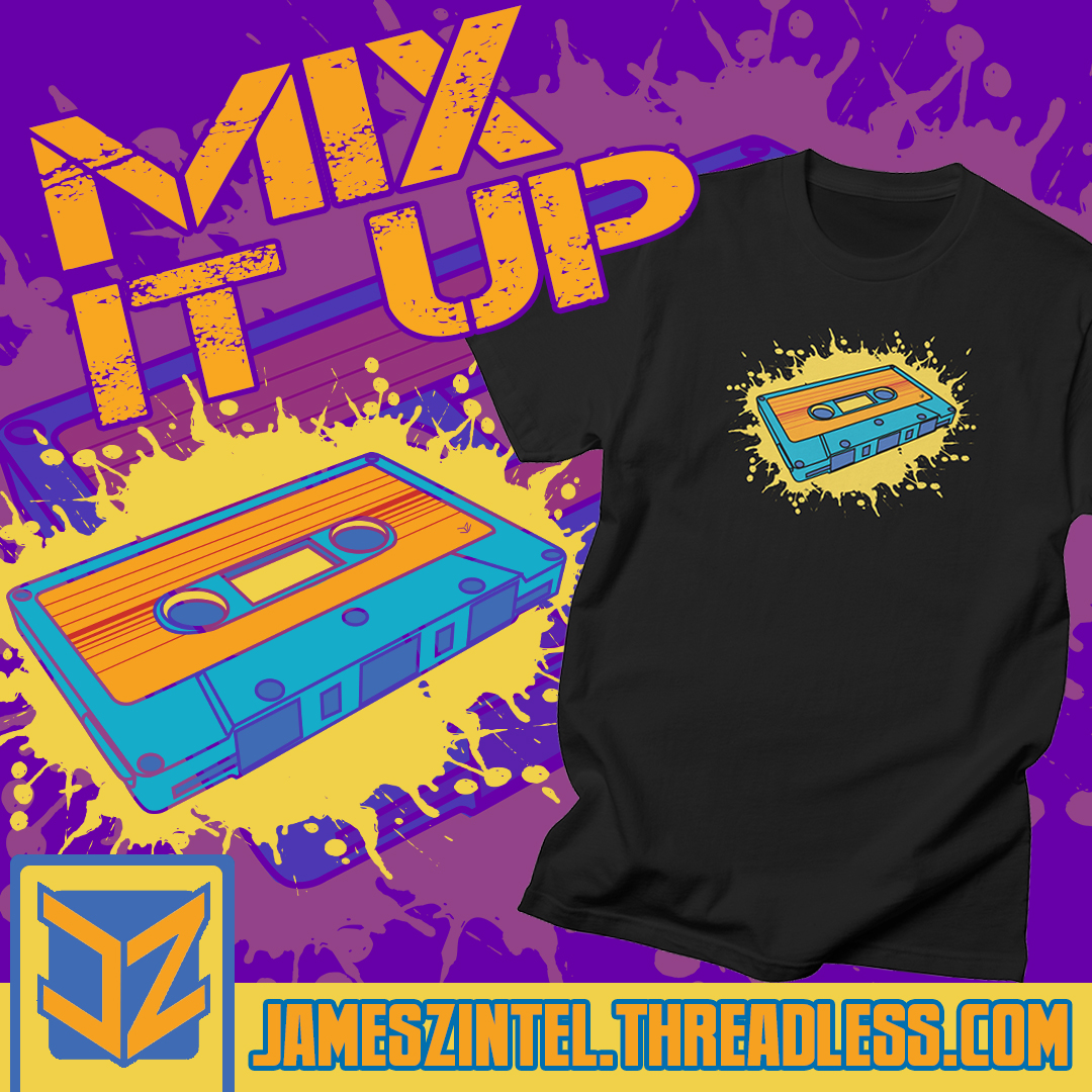Mix It Up Ad
